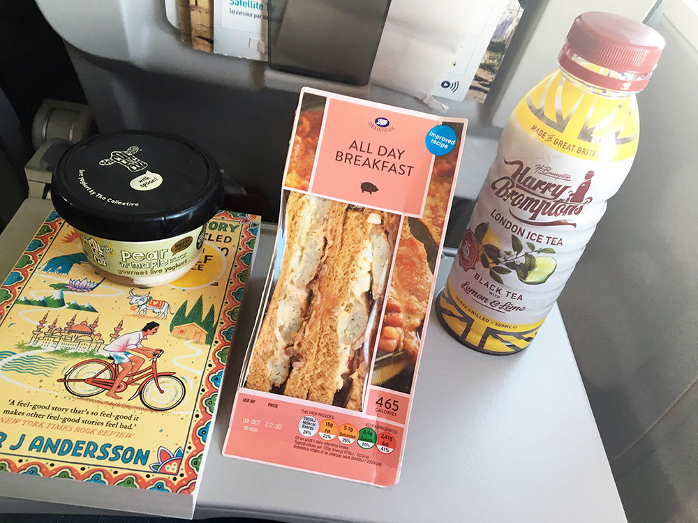 Boots Meal Deal - Travel Hack for