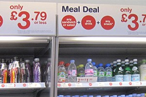 Boots Meal Deal - London Budget Food Hack