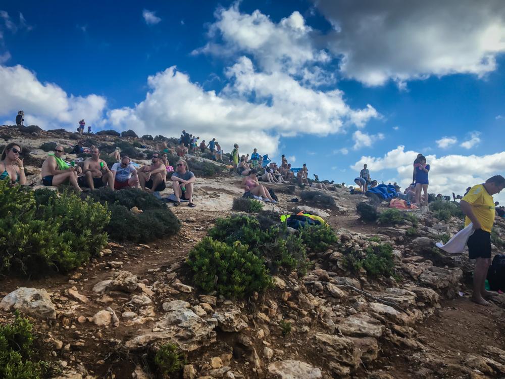 Island Hopping in Malta