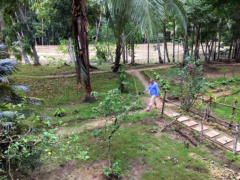 Rain in Bohol