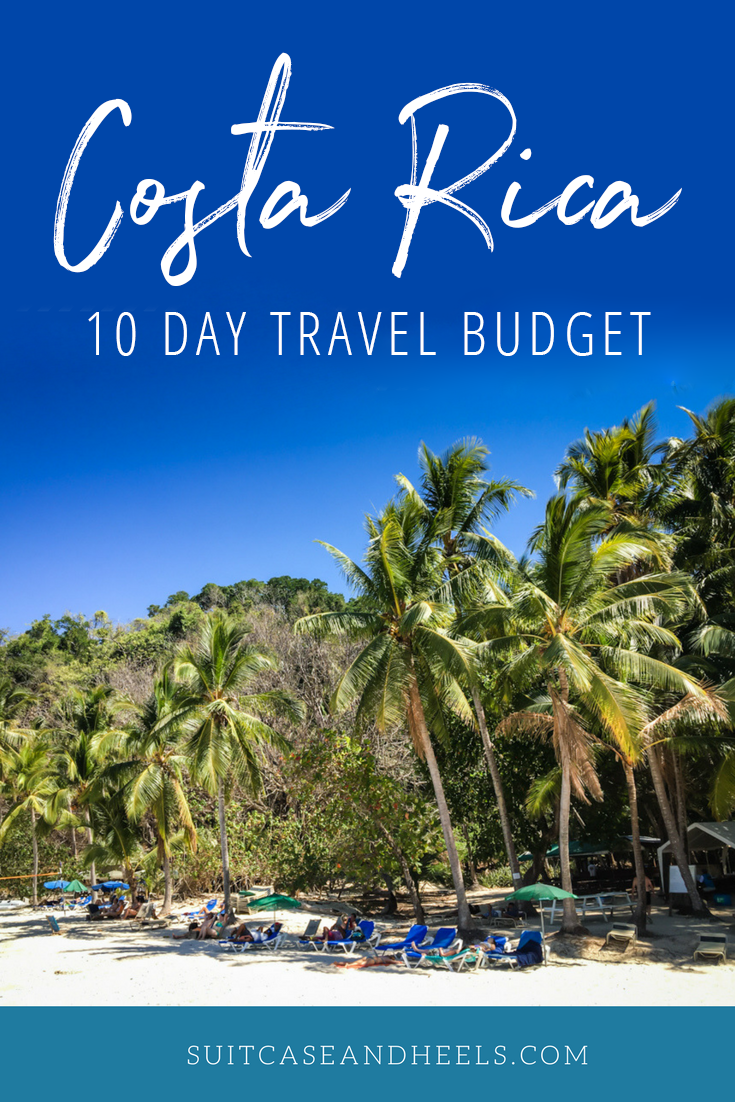 Costa Rica 10 Day Travel Budget