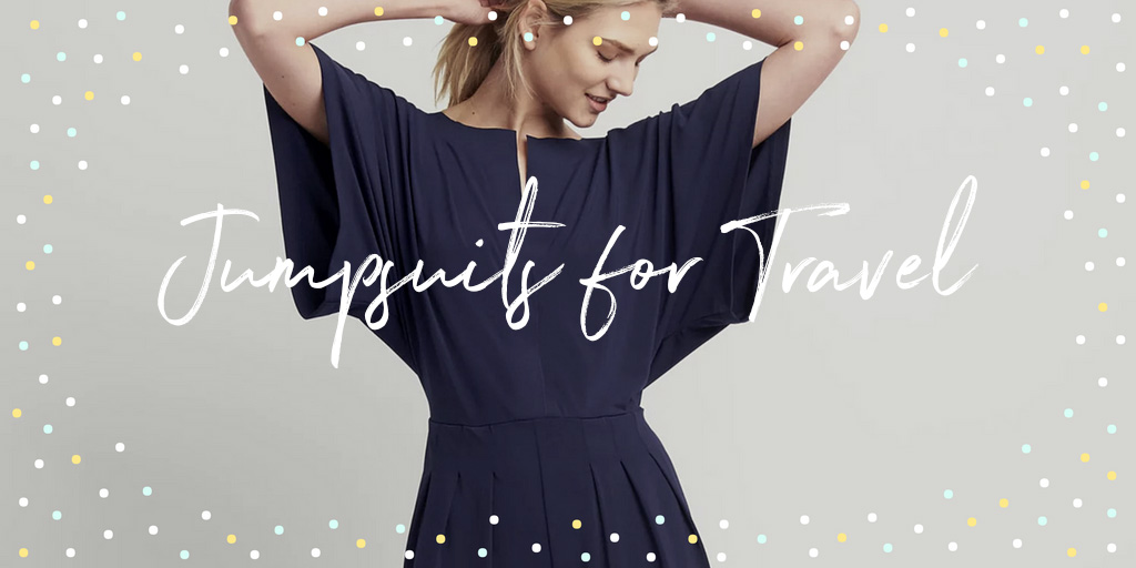 Jumpsuits for Travel