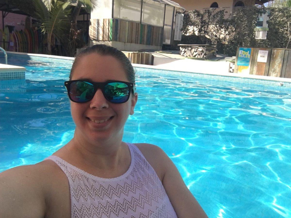 Selina Santa Teresa pool