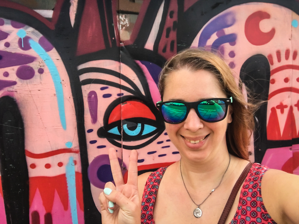San Jose, Costa Rica Street Art