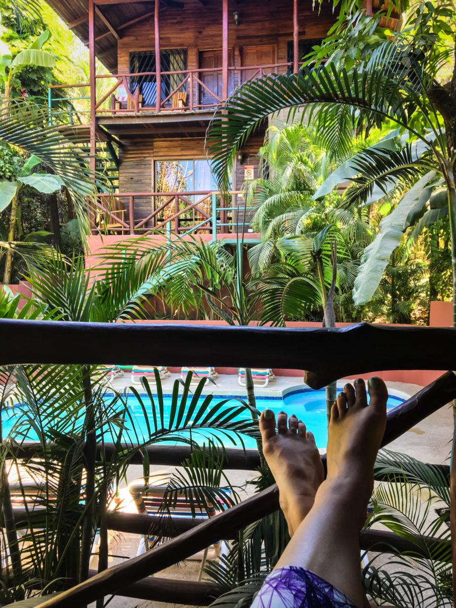 Hotel Rarotonga, Santa Teresa