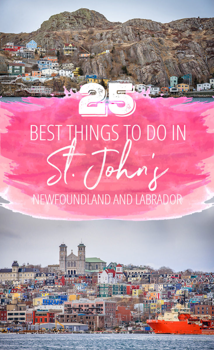 There are so many great things to do in St. John's, Newfoundland, Canada that you're going to want to extend your trip. So here's your key to our city: a definitive guide to St. John's as put together by a local.