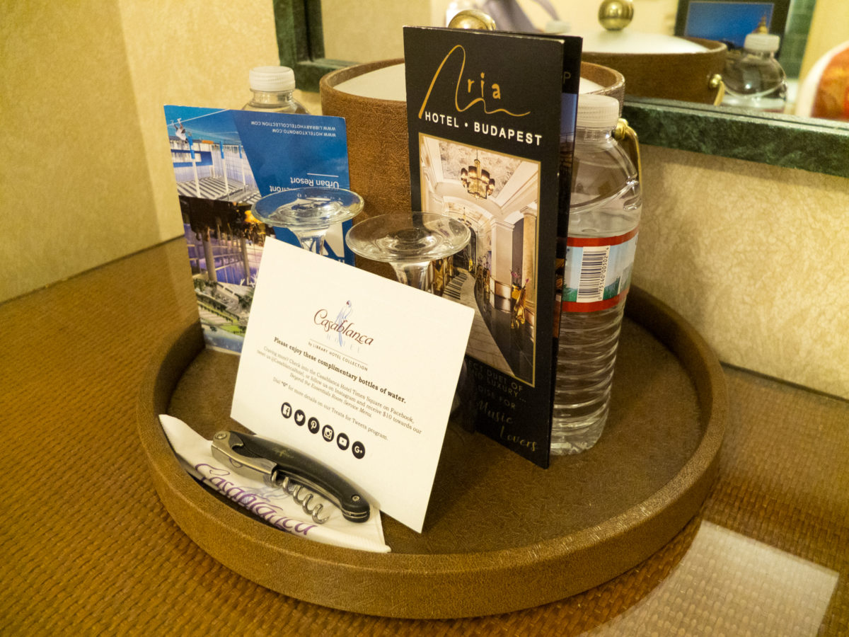 Casablanca Hotel - New York