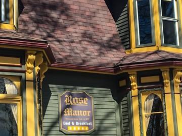 Rose Manor Inn, Harbour Grace