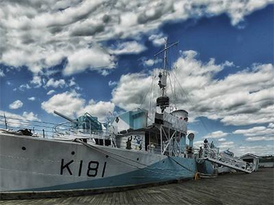 Halifax HMCS Sackville