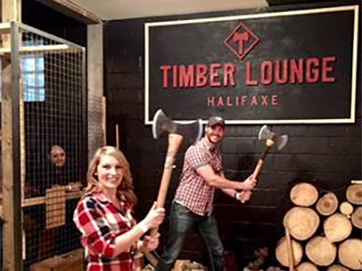 Halifax Timber Lounge