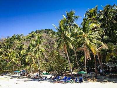 Isla Tortuga day trip from Santa Teresa