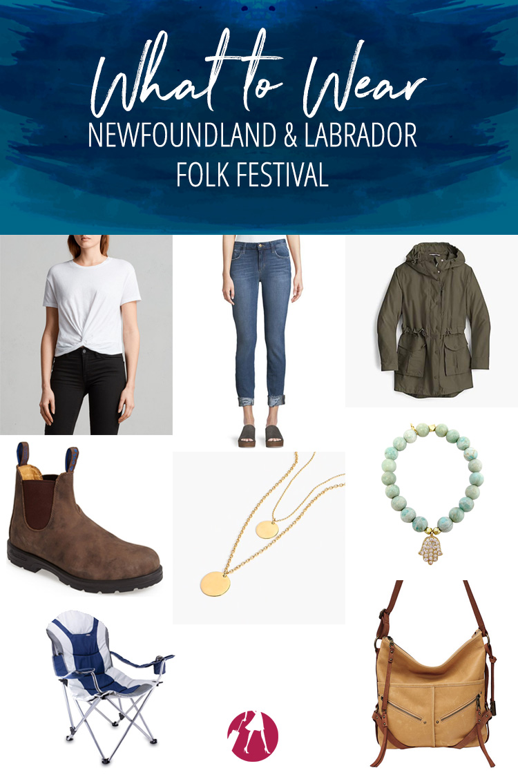 What to Wear to the Newfoundland and Labrador Folk Festival