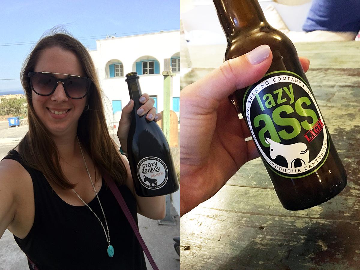 Santorini Brewery