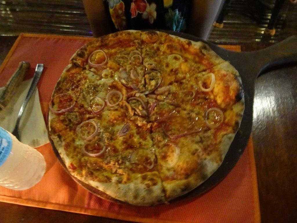 Altrove pizza