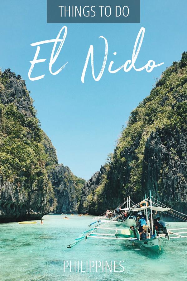Things to Do in El Nido
