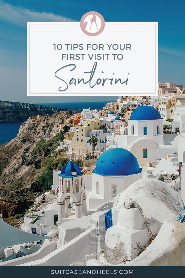 10 Tips for Santorini